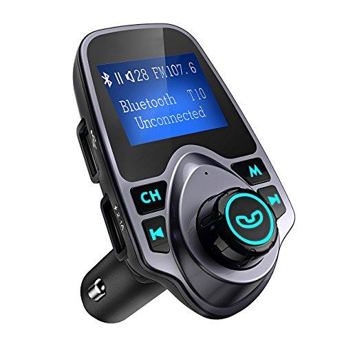VicTsing  MP3/FM Transmitter